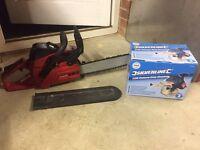 Mountfield mc640 chainsaw