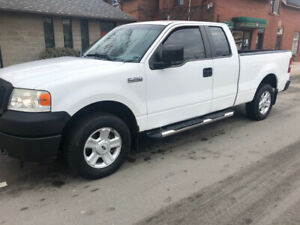 2008 Ford F-150 XLT4X4   Extended Cab  no rust at all