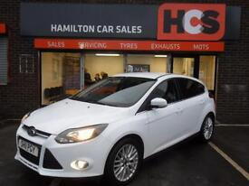 Ford Focus 1.6 TI-VCT Zetec - 1 Yr MOT, Warranty & AA Cover Included