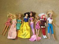 Girls toy dolls