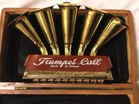 Hohner Trumpet call Harmonica