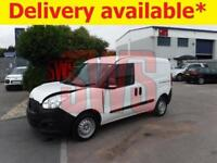 2015 Vauxhall Combo 2000 L1H1 CDTi 1.2 DAMAGED REPAIRABLE SALVAGE