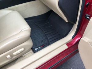 WeatherTech  Floor Liner - Lexus IS 250 AWD 2005-2013