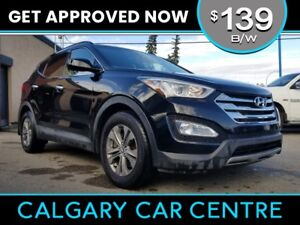 2013 Sante Fe $139B/W TEXT US FOR EASY FINANCING! 587-582-2859