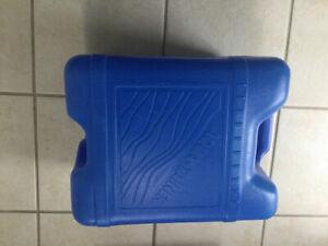 Camping water jug