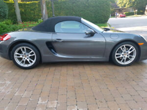 Boxster 2013 43900$