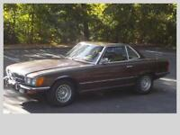 1972 Mercedes-Benz SL 450 - ARRIVED - PROJECT -1 of the first 5000 cars (4349th)