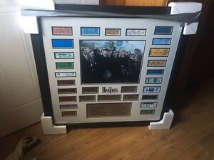 Attention Beatles Fans!! Amazing Wall Hanging