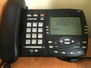 Great work phone-Aastra 9480i IP Phone