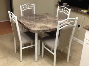 Very Nice Kitchen Table and 4 Chairs And further price reduction