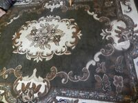 AMAZING PERSIAN WAVERS RUG ... 9 BY 12... BRAND NEW CONDITION
