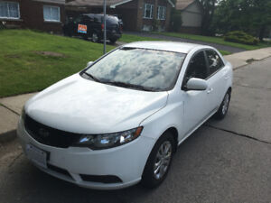 KIA FORTE 2010 | 176K | NEW TIRES | AS-IS
