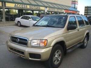 2004 Nissan Pathfinder, Fully Loaded, Sunroof, Clean Reliable
