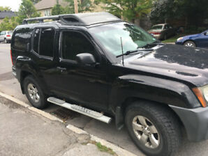 2009 Xterra SE Beautiful Condition!Recently Saftied