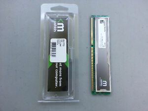 4GB of MUSHKIN DDR3