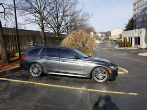 2014 BMW 328d drive m sport package
