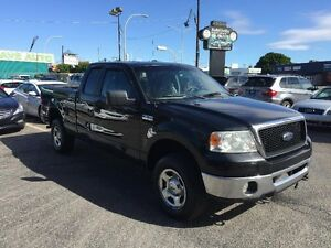 Ford F-150 4WD SuperCab-MAGS-EQUIPEE-4.6L 2007