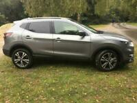 2020 Nissan Qashqai 1.3 DiG-T 160 N-Connecta 5dr DCT [Glass Roof Pack] Auto Hatc