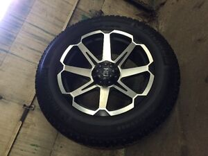 RIMS AND TIRES ..... DODGE RAM 1500