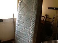 Single mattress 3ft wide - Madeley, Telford