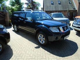 2013 Nissan Navara 2.5dCi ( EU V ) Connect Premium auto Tekna NO VAT