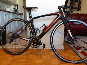 Road Bicycle Giant TCR Composite 2