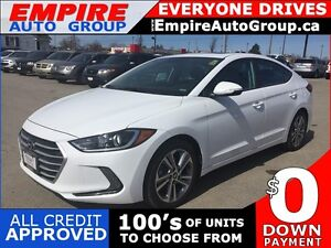 2017 HYUNDAI ELANTRA REAR CAM * SUNROOF * LOW KM