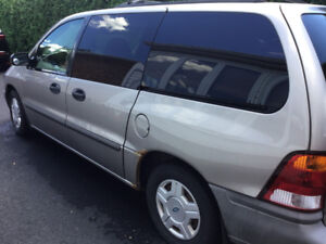 2002 Ford Windstar Fourgonnette, fourgon