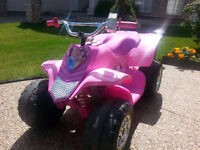 Kids Ride on Quad 12V Great Condition