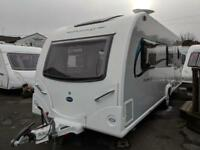BAILEY PURSUIT 540-5 5 BERTH BUNK BEDS END WASHROOM ***2014***