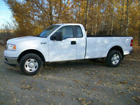 2008 Ford F-150 XLT style side 4x4
