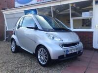 2008 57 Smart fortwo 1.0 Passion FINANCE AVAILABLE
