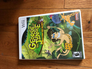 George of the jungle game for Wii