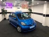 Toyota AYGO 1.0 VVT-i 2009MY AYGO Blue / 2 KEYS / 20£ ROAD TAX / 1 OWNER