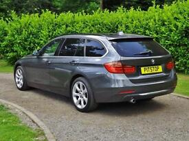 BMW 3 Series 320D 2.0 x-Drive Luxury Touring 5dr DIESEL MANUAL 2013/63