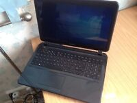 Hp Compaq Laptop - 1TB Hard drive - 8GB Ram - Windows 10