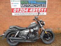 KEEWAY SUPERLIGHT LTD 125 MOTORCYCLE
