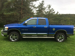 2007 Dodge Power Ram 1500 Quad - Hemi - 4wd Pickup Truck