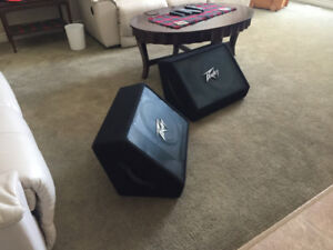 PA Monitors or Speaker Boxes