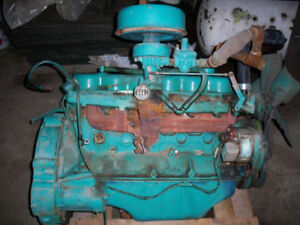 Ford 300 ci inline 6 cyl complete HD engine low hours