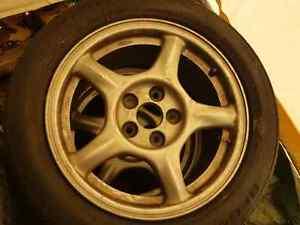 Mazda RX7 FD wheels with BF Goodrich Sport comp 2s   Kitchener / Waterloo Kitchener Area image 7