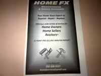 Home FX Renovations & Home Analysis