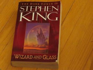 STEPHEN KING ##* WIZARD AND GLASS/littérature anglais