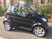 Smart Fortwo Pulse 698cc Automatic Cabriolet Convertible Low Mileage