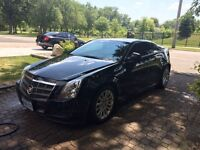2011 Cadillac CTS Coupe 4 AWD