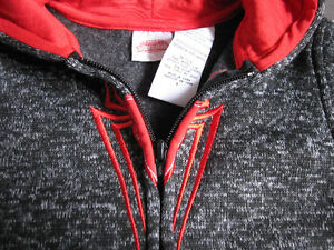 Spiderman Hoodie (Marvel) brand new, size 3