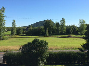 TERRAIN Mont-St-Grégoire