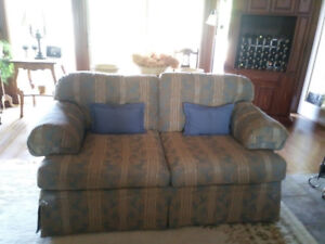 lazy boy couch and love seat