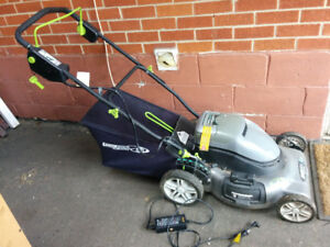 Earthwise 20 Cordless lawn mower