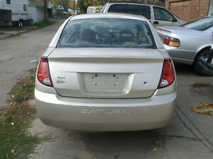 2005 Saturn ION Sedan Edmonton Edmonton Area image 5